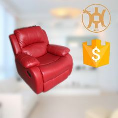 Cheers Leather Sofa Recliner/Cheers Furniture Recliner Sofa HC-H027