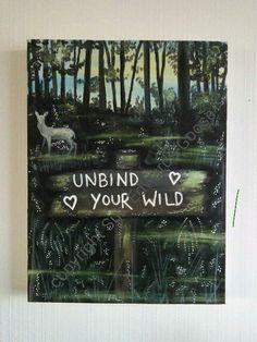 Stay wild. . .