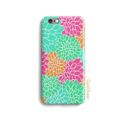 Floral pastel abstract iphone case, iPhone 4 5 5s 5c case, iPhone 6 6Plus cases, iPhone SE phone case, Samsung Galaxy S6 S5 S4 S3 phone case by CaseOcean on Etsy