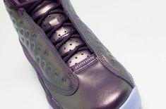 pretty nice 05592 419cd Are You Looking Forward To The Air Jordan 13 GS Dark Raisin  • KicksOnFire.