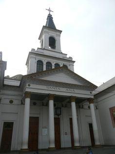 Parroquia Santa Ana - Pedro Lozano 3161 - VILLA DEL PARQUE