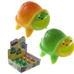TY578 - Tartaruga che Caccia la Lingua | Puckator IT #partybag #kid #idee #compleanno #bambini