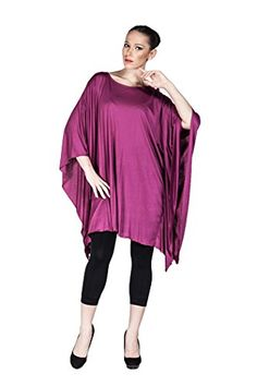 LuckyBEBE Women's Plus Sexy Slit Arm Loose Drape Tunic Top Shirt, Moda Di Lorenza by HK LuckyBEBE http://www.amazon.com/dp/B019BWQ3QW/ref=cm_sw_r_pi_dp_FEi.wb0BD3T5Q