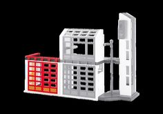 Playmobil Extension for Fire Station (6385) #PLAYMOBIL