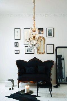 Black & White #interior #decor #design