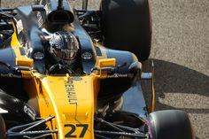ルノー:F1アブダビGP 予選レポート  [F1 / Formula 1]