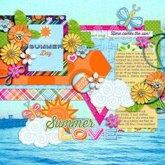 Summer Song by Jady Day Studio and Robin Carlton http://www.sweetshoppedesigns.com/sweetshoppe/product.php?productid=28312&cat=0&page=1 Soapbox by Little Green Frog Designs http://scraporchard.com/market/Soapbox-Digital-Scrapbook-Template.html Font: KB Broken Apart