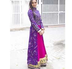 Bandhni dress
