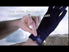 """SUPREMA FIT"" Full Finger Raynaud's Gloves | RaynaudsGloves.com"