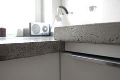 beton in the kitchen Concrete Interiors, Minimalist Lifestyle, Inspiration Boards, Dom, Minimalism, Interior Design, Kitchen, Kitchens, Nest Design