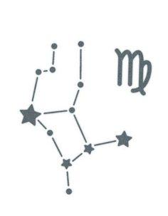 Virgo Sign Constellation Stars