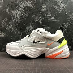 new york e2478 4f404 Cheap Wholesale Nike M2K Tekno AV4789-004 Pure Platinum Black Sail White  Platine Pur Voile