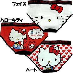 Hello Kitty underwears for girls