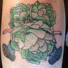 Hopslam Tattoo