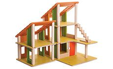 CHALET DOLLHOUSE | Plantoys® Sustainable Play