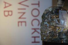 Crystal Head Vodka, från Stockholm WineLab Crystal Head Vodka, Stockholm, Perfume Bottles, Crystals, Perfume Bottle, Crystal, Crystals Minerals