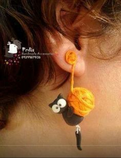 boucle d'oreille bien spécial