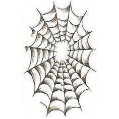 spiderwebs tattoo designs - Google Search