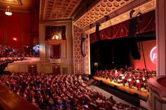 The Cincinnati Pops Orchestra opens the newly renovated Taft Theatre on September 12, 2011
