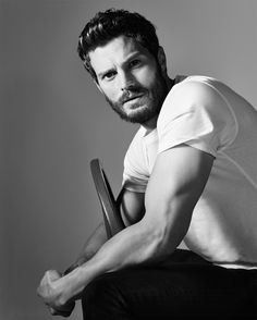 Jamie Dornan - Ruth Shalit Barrett meets the actor poised to satisfy millions of women's deepest yearnings—as Fifty Shade's brooding, billionaire sex god, Christian Grey