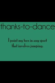 So true. Lai Rupe's Choreography offers the best technical and competitive dance routines at the lowest prices. Hire her today! http://www.lairupe.com/