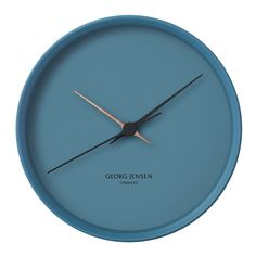 The original collection of HK wall clocks was introduced in 1978. Designed by Henning Koppel, these clocks help to keep track of time and make the most of it.