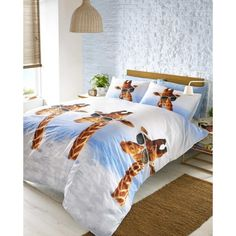Let Jeffery make your bed that little bit groovier with another cool and funky duvet cover design by #Bedding.