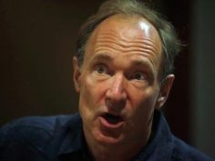 World wide web's inventor shares about data owning