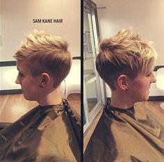 Stylish Short Haircuts for Women - Short Hair Styles 2015