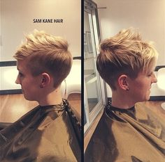 Stylish Short Haircuts for Women - Short Hair Styles 2015