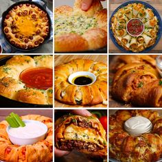 9 Mind-Blowing Party Food Rings | Recipes