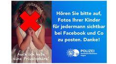 Vergangenes Jahr hat die Polizei Hagen medienwirksam vor dem Veröffentlichen von Kinderfotos auf Facebook gewarnt. Ist Polizeisprecher Tino Schäfer heute noch zufrieden mit der Aktion?