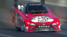 The return to drag racing for Alexis DeJoria started off bumpy as her car explodes during Friday qualifying for the She suffered no injuries. Drag Racing Videos, Car, Sports, Hs Sports, Automobile, Sport, Cars