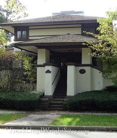 Henderson House entrance