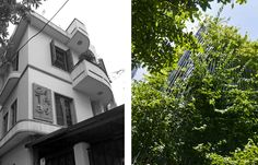 An Explosion of Green: Hanoi Renovation by Vo Trong Nghia