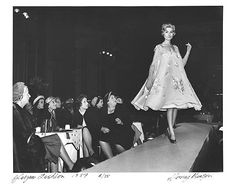 Harry Benson, Dior Comes to Glasgow, Ed of 35, 1957, photograph