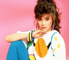 18 cringeworthy fashion accessories from the 80s