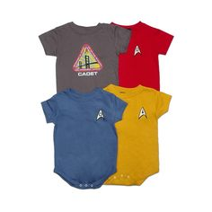 Magliette Neonato Star Trek