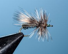 Dry Trout Fly Black /& Peacock Dry Flies Choice of Sizes 6 Pack Fishing Flies