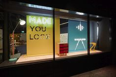 Made.com Made You Look Windows by Lucky Fox, London – UK » Retail Design Blog