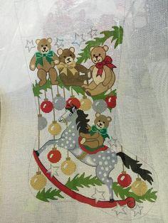 A Lawford  Christmas Bears A Plenty