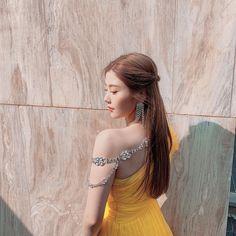 K-Pop Babe Pics – Photos of every single female singer in Korean Pop Music (K-Pop) Eyes On Me, Yu Jin, Woollim Entertainment, Japanese Girl Group, Seohyun, Soyeon, The Wiz, Girl Photos, Girl Crushes