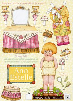 Ann Estelle - Primp And Preen #