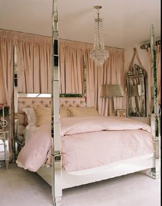 Now that's a grown up princess room