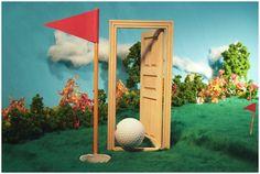 Let's Play Golf ! [Backdoor] ©Alex Grisward www.alex-grisward.com