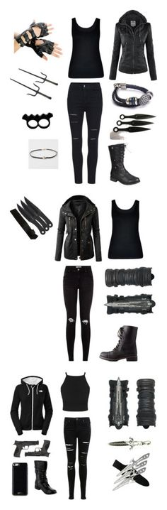 """assassins"" by savana1472 on Polyvore featuring art and modern                                                                                                                                                                                 More"