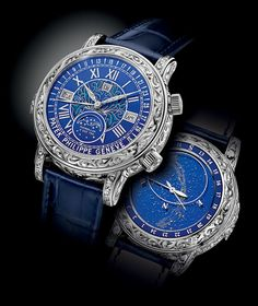 """The Rarest And Most Expensive Patek Philippe Geneve Watches - by David Bredan - Read more and take a look (but don't touch) on aBlogtoWatch.com """"The name Patek Philipe is among the most powerful in the entire watch industry. It is synonymous with class, conservatism, high auction values, price legitimacy, and some of the best looking traditional watches now or ever made. Patek Philippe remains an independent company whose secrets and plans are tightly guarded..."""""""