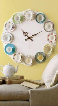 tea time clock :)
