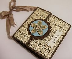 Purse Gift Box and lots of tutorials