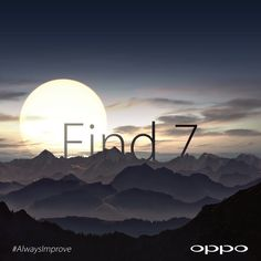 The Find 5 is celebrating its first birthday today and we would like to thank all our Ofans for supporting us on this fantastic journey! We have received extensive feedback over the past year and have listened closely. The #Find5 was just the beginning... #Find7 #AlwaysImprove